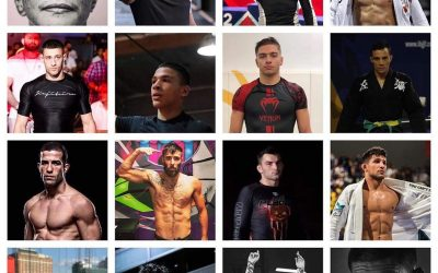 Geo Martinez and Keith Krikorian Compete at ADCC 2019